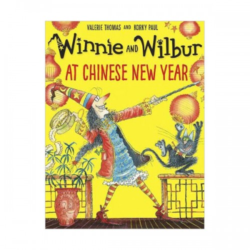 Winnie and Wilbur : At Chinese New Year (Paperback, 영국판)