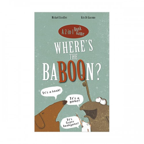 Where's the BaBOOn? (Paperback, 영국판)