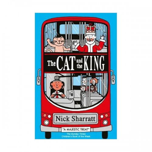 The Cat and the King (Paperback, 영국판)
