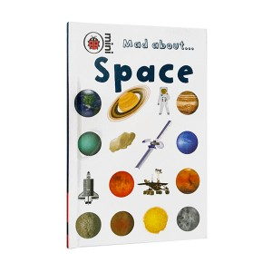 Ladybird Minis : Mad About Space (Hardcover, 영국판)