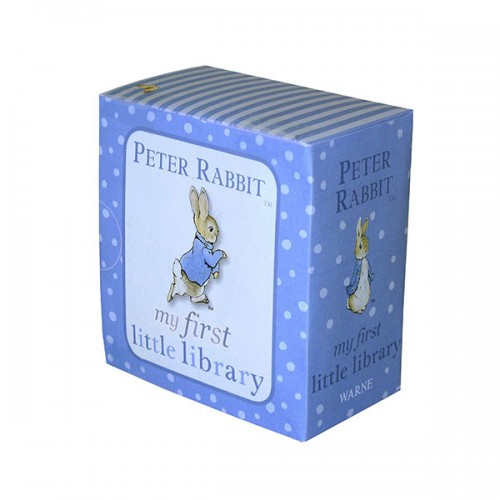 Peter Rabbit My First Little Library (Mini Board book, 4종, 영국판)