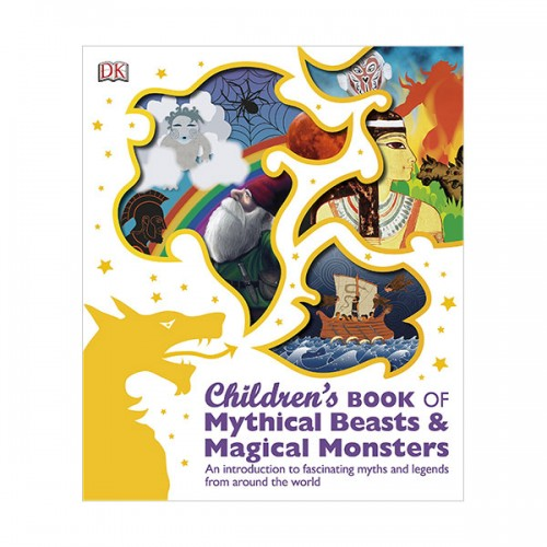 Children's Book of Mythical Beasts and Magical Monsters (Paperback, 영국판)