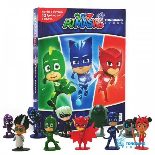 My Busy Books : PJ Masks (Board book)