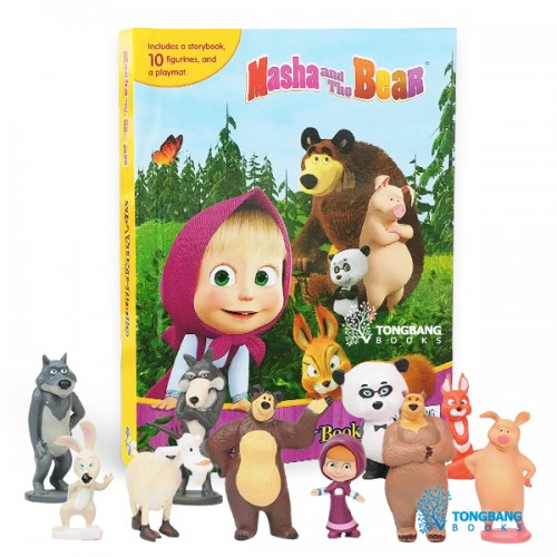 My Busy Books : Masha & the Bear (Board book)