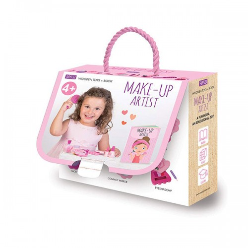 Make-up Artist (Toys & Book, 영국판)