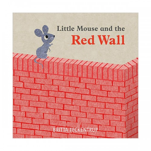 Little Mouse and the Red Wall (Paperback, 영국판)