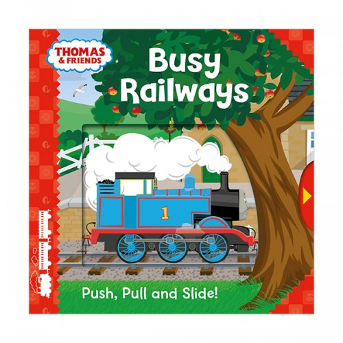 Thomas & Friends : Busy Railways (Hardcover, 영국판)