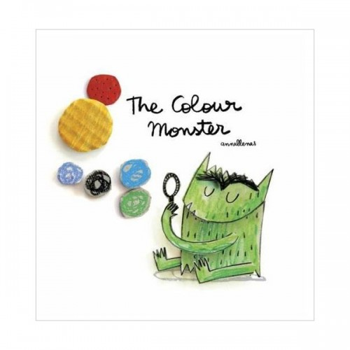 The Colour Monster (Paperback, 영국판)
