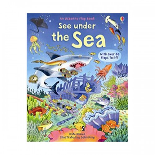 See Inside : Under the Sea (Hardcover, 영국판)