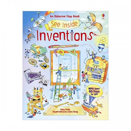 See Inside : Inventions (Hardcover, 영국판)