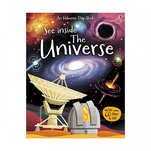 See Inside : The Universe (Hardcover, 영국판)
