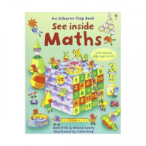 See Inside : Maths (Hardcover, 영국판)