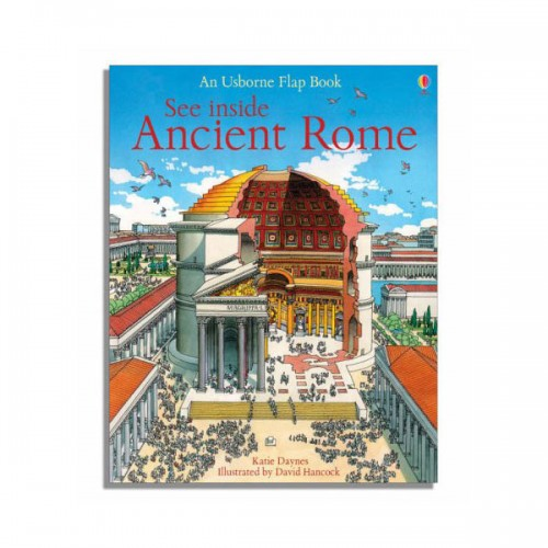 See Inside : Ancient Rome (Hardcover, 영국판)