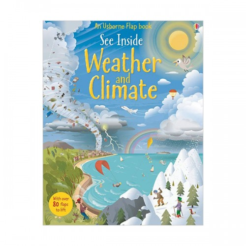 See Inside : Weather & Climate (Hardcover, 영국판)