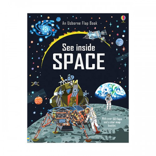 See Inside : Space (Hardcover, 영국판)