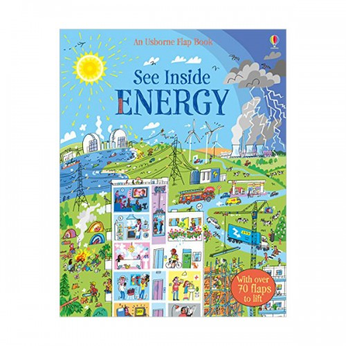 See Inside : Energy (Hardcover, 영국판)