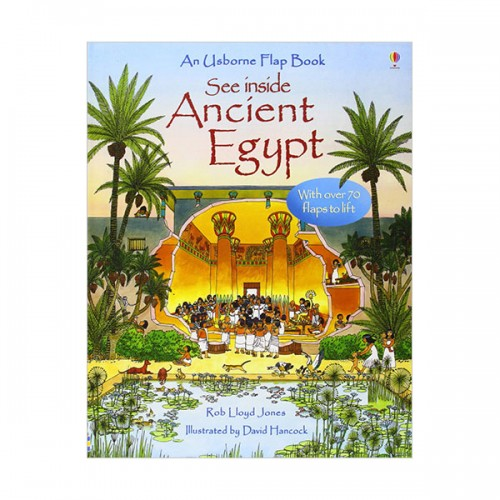 See Inside : Ancient Egypt (Hardcover, 영국판)