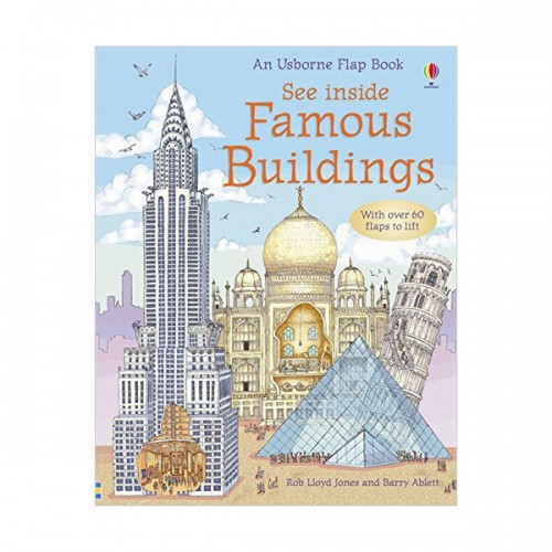 See Inside : Famous Buildings (Hardcover, 영국판)