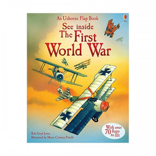 See Inside : First World War (Hardcover, 영국판)