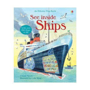 See Inside : Ships (Hardcover, 영국판)