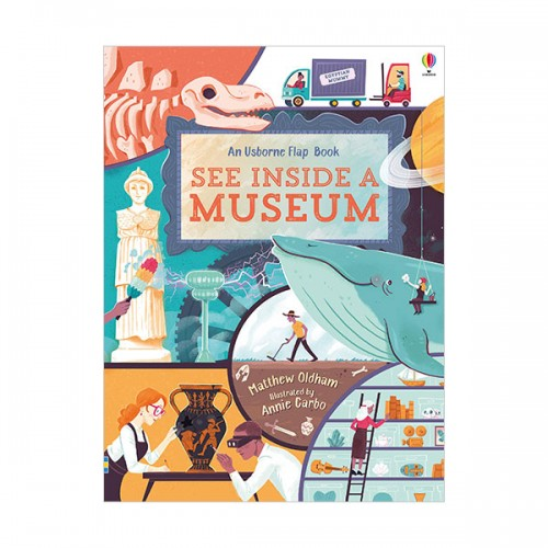 See Inside : a Museum (Hardcover, 영국판)