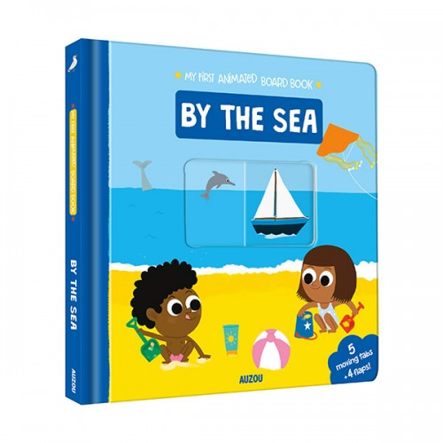 My First Animated Board Book : By the sea (Board Book, 영국판)