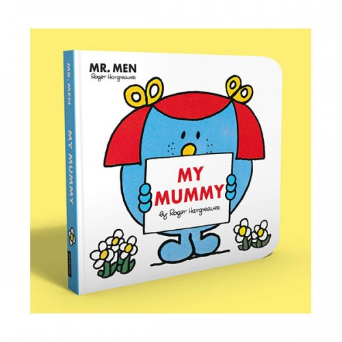 Mr Men Little Miss : My Mummy (Board book, 영국판)