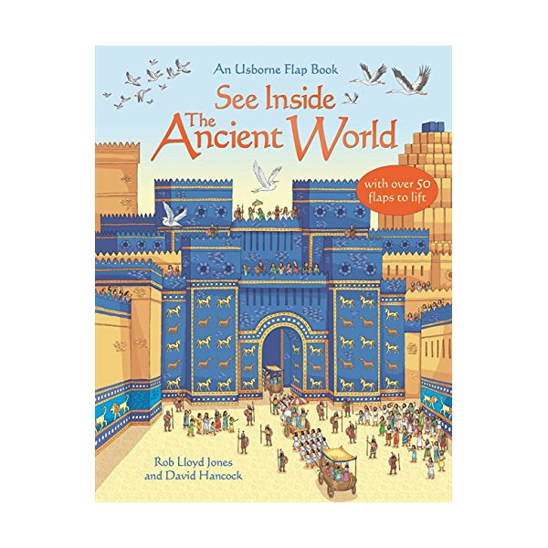 See Inside Ancient World (Hardcover, 영국판)