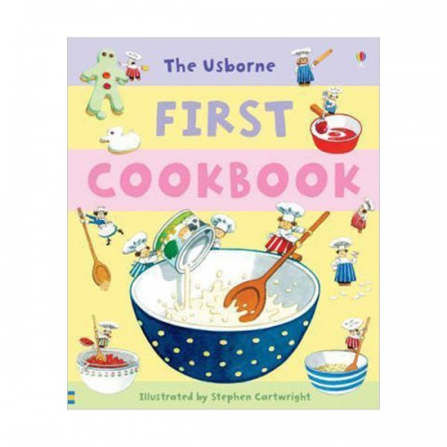 First Cookbook (Hardcover, 영국판)