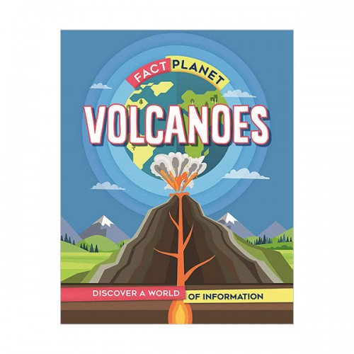 Fact Planet : Volcanoes (Hardcover, 영국판)