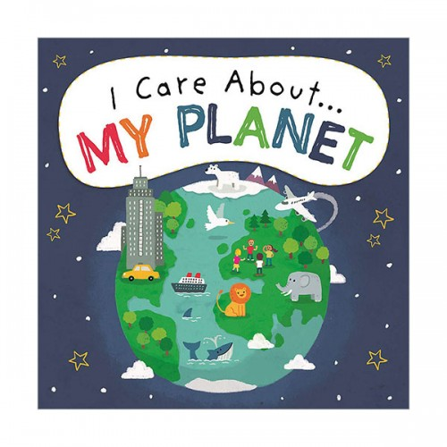 I Care About : My Planet (Hardcover, 영국판)