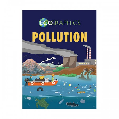 Ecographics : Pollution (Paperback, 영국판)