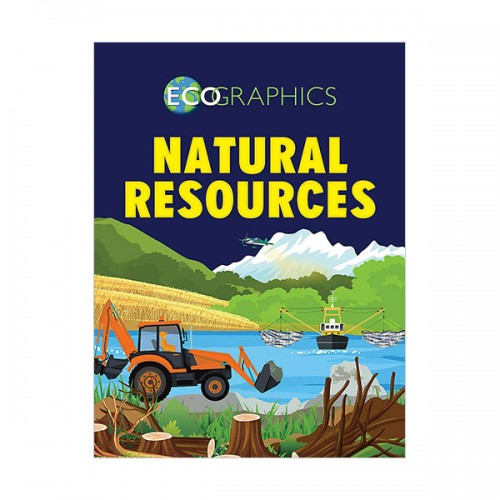 Ecographics : Natural Resources (Paperback, 영국판)