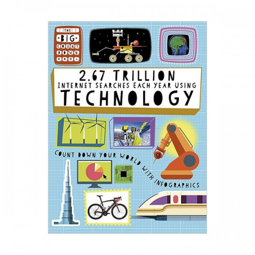 Big Countdown : 2.67 Trillion Internet Searches Each Year Using Technology (Paperback, 영국판)