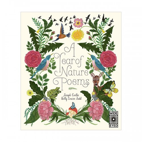 A Year of Nature Poems (Hardcover, 영국판)