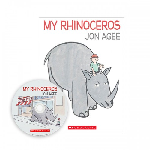 My Rhinoceros (Paperback+CD)