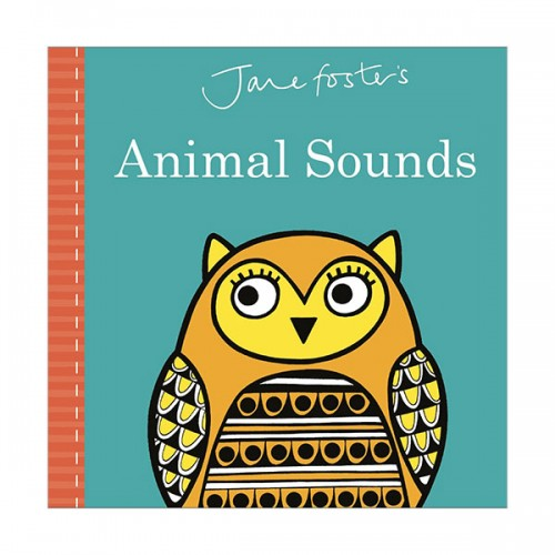 Jane Foster's Animal Sounds (Hardcover, 영국판)