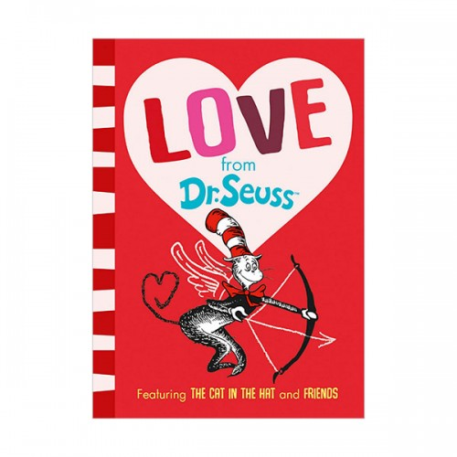 [★LOVE★] Dr Seuss : Love From Dr. Seuss (Paperback, 영국판)