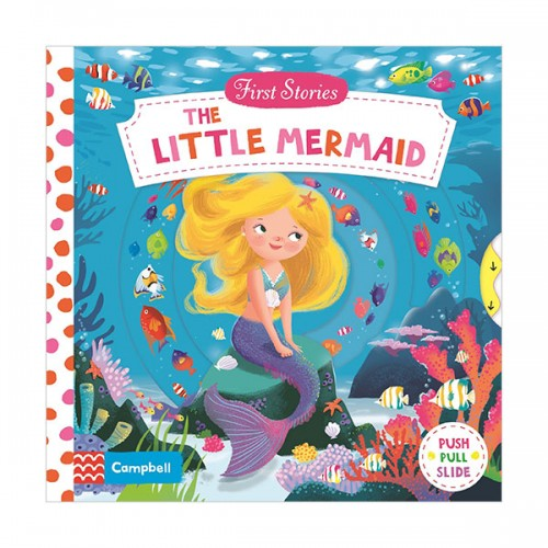 First Stories : The Little Mermaid (Board book, 영국판)