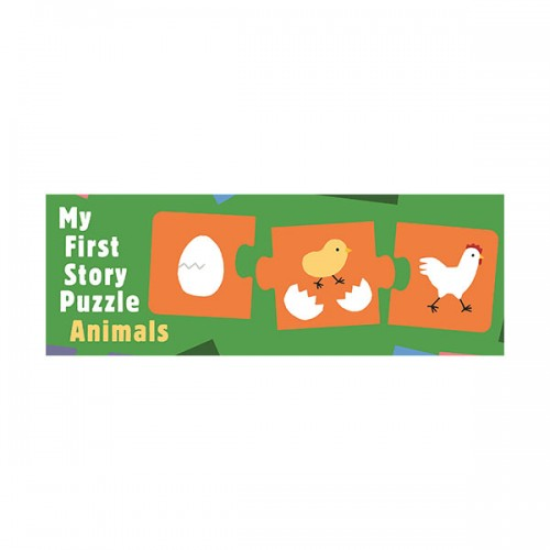 My First Story Puzzle Animals (Puzzle, 영국판)