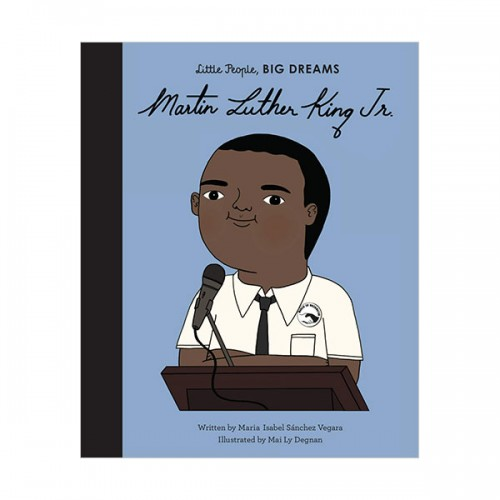 Little People, Big Dreams : Martin Luther King, Jr. (Hardcover, 영국판)