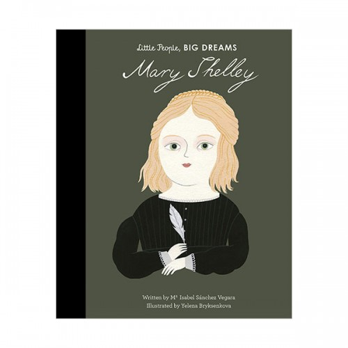 Little People, Big Dreams : Mary Shelley (Hardcover, 영국판)