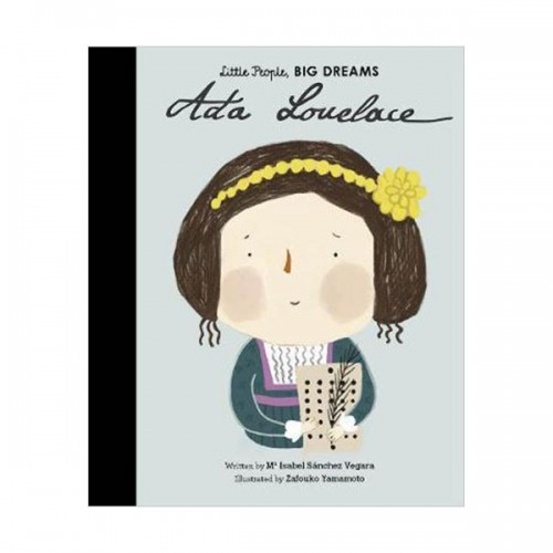 Little People, Big Dreams : Ada Lovelace (Hardcover, 영국판)