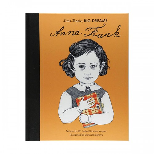 Little People, Big Dreams : Anne Frank (Hardcover, 영국판)