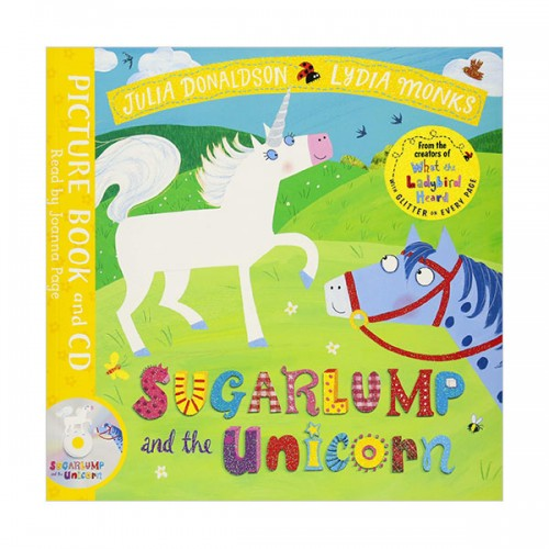 Sugarlump and the Unicorn (Book & CD, 영국판)