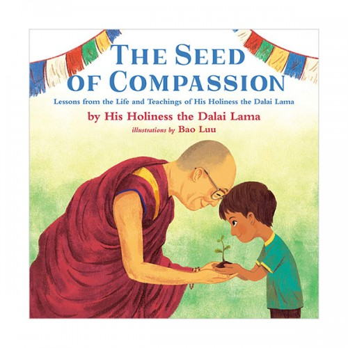 달라이 라마 : The Seed of Compassion (Hardcover)