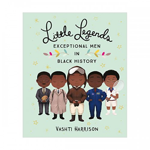 Little Legends : Exceptional Men in Black History (Hardcover)
