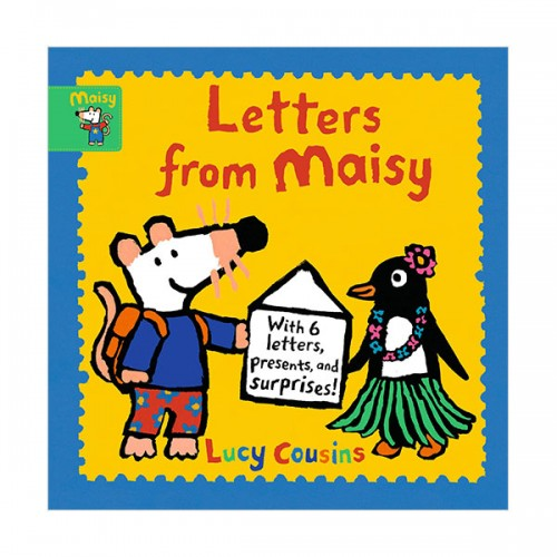 Letters from Maisy (Hardcover)