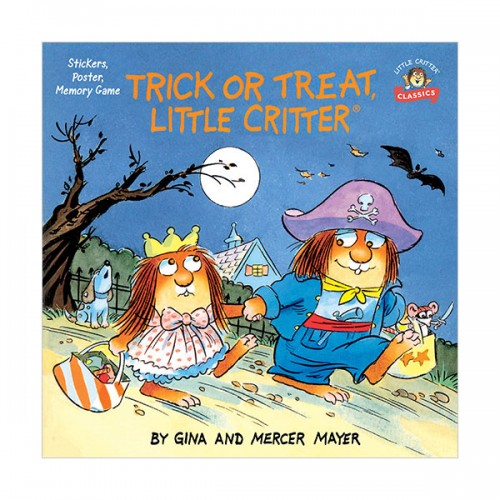 Little Critter : Trick or Treat, Little Critter (Paperback)