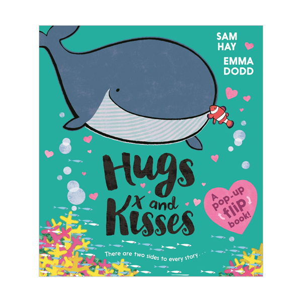 [★LOVE★] Hugs and Kisses (Paperback, 영국판)